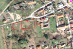 Prodej pozemku pro stavbu RD, Tuřany